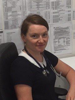 Dr Agnieszka Etubus